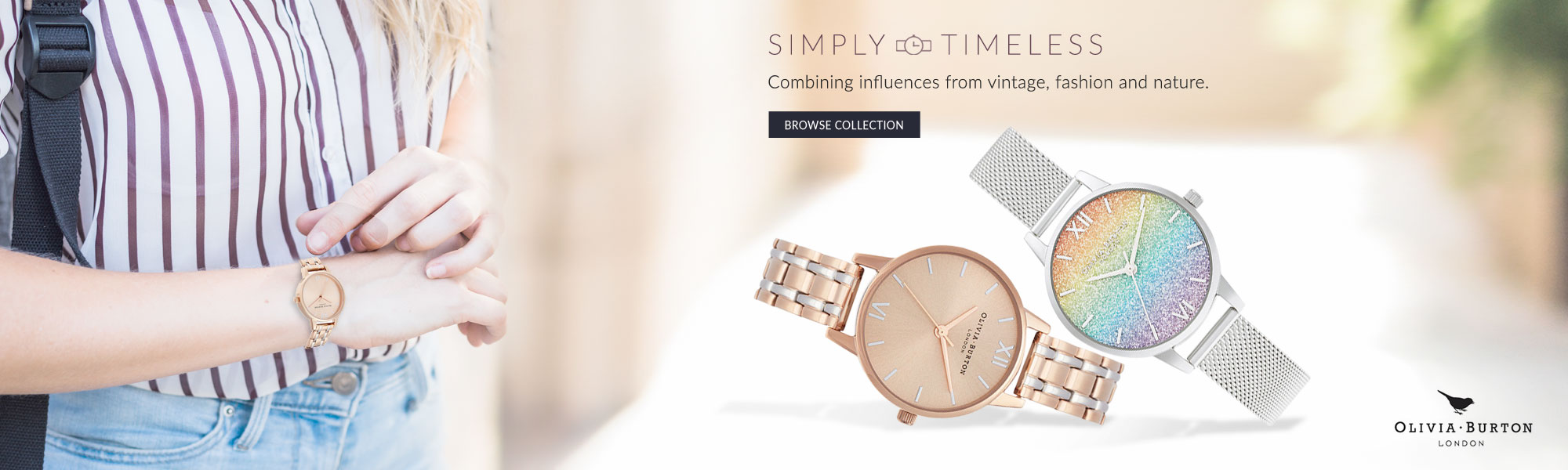 Shop Olivia Burton Watches At Diamond World In Glenorchy, TAS