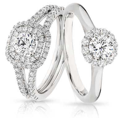 Bridal Rings Collection at Diamond World